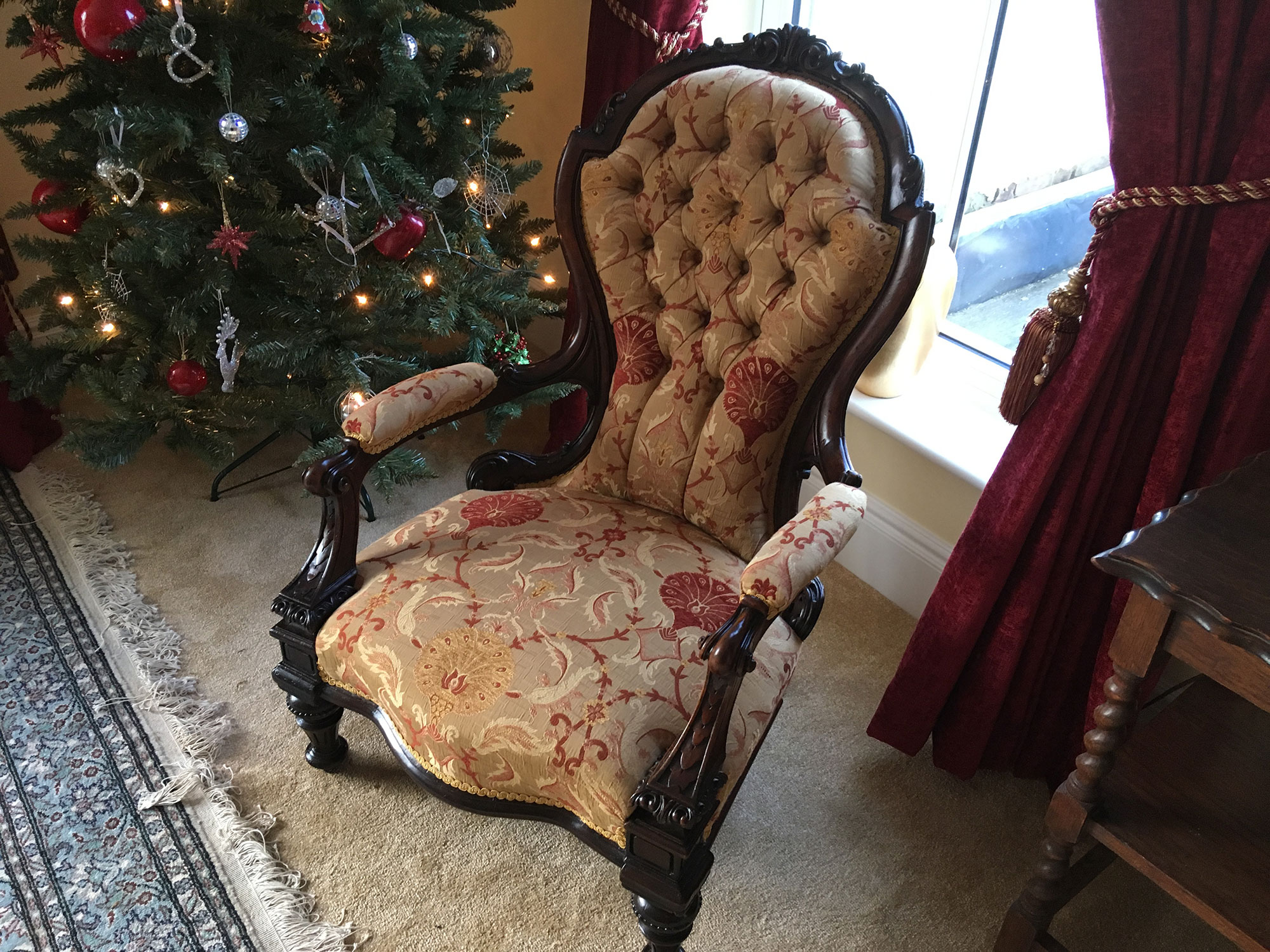 Restored Chair